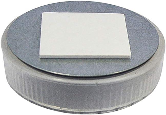 KINTRADE Humidificador de Puros de plástico Redondo Humidor Caja Estuche Sistema de Humedad Accesorios Gadgets de humidificación: Amazon.es: Hogar