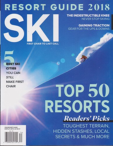 (Ski Magazine Resort Guide 2018)