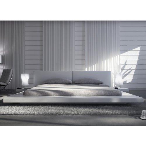 Innocent Designer Bett Pearl 180x200cm Polsterbett Weiß Günstig