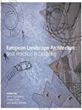 img - for European Landscape Architecture: Best Practice in Detailing book / textbook / text book