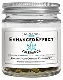 """WHY YOU NEED ENHANCED EFFECT Enhanced Effect™ was developed tomagnify/enhance/boost the effects of cannabis via the """"Entourage Effect"""" AND help cannabis users overcome the negative effects of tolerance. Enhanced Effect is a proprietary blend of ter..."""
