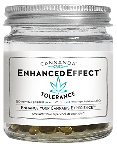Enhanced Effect   Cbd And Cannabis Booster  Enhance The Effects Of Thc And Cbd  Advanced Terpene Formula For Increased Absorption And Reduced Tolerance  Physician Formulated  60 Gels