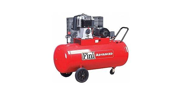 Compressore aria 270 lt FINI BK 114-270-5,5: Amazon.es: Bricolaje y herramientas