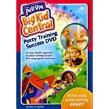 Pull-Ups? Big Kid? Central: Potty Training Success DVD by Kimberly-Clark-Worldwide
