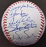 Barry Bonds Autographed Ball - 1997 Team 24 Mint Nl - Autographed Baseballs
