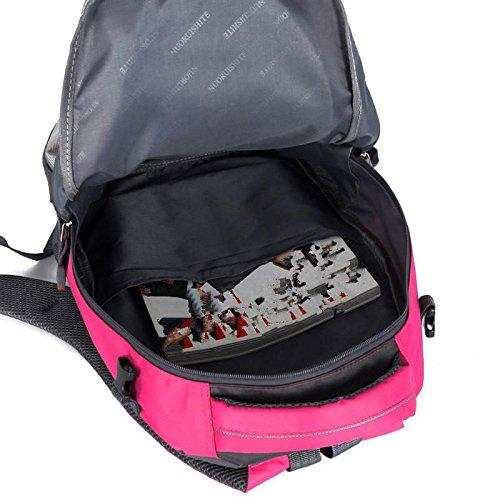 HCLHWYDHCLHWYD-hombro del recorrido del bolso de hombres y mujeres bolsa de viaje de ocio bolsa de moda deportiva de gran capacidad , 4 2