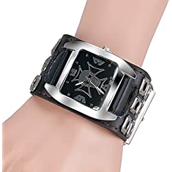 Pansupply Rock style Men's Watches Casual Quartz Wrist Watch Relogio Musculino