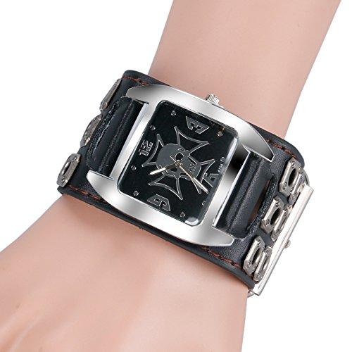 Pansupply Rock style Men's Watches Casual Quartz Wrist Watch Relogio Musculino - X-men Apocalypse 2016 Costumes