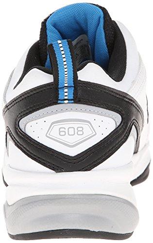 New Balance Herren MX608v4 Trainingsschuh Weiß / Royal