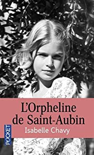 L'orpheline de Saint-Aubin par Isabelle Chavy