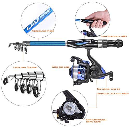 Buy fishing rod for beginners