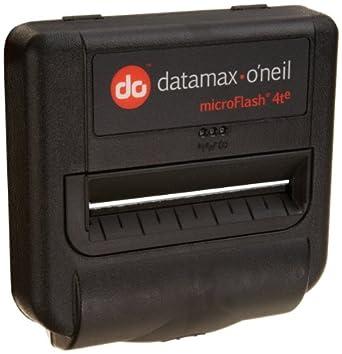 "Datamax O'Neil 4te Portable Rugged Thermal Label Printer, 4"" Print Width"