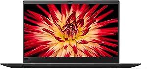 Lenovo Thinkpad X1 Carbon (6th Gen) 20KH002FUS 14in HDR WQHD (2560x1440) Ultrabook - Intel Core i7-8650U Processor, 16GB RAM, 1TB PCIe SSD, Windows 10 Pro (Renewed)