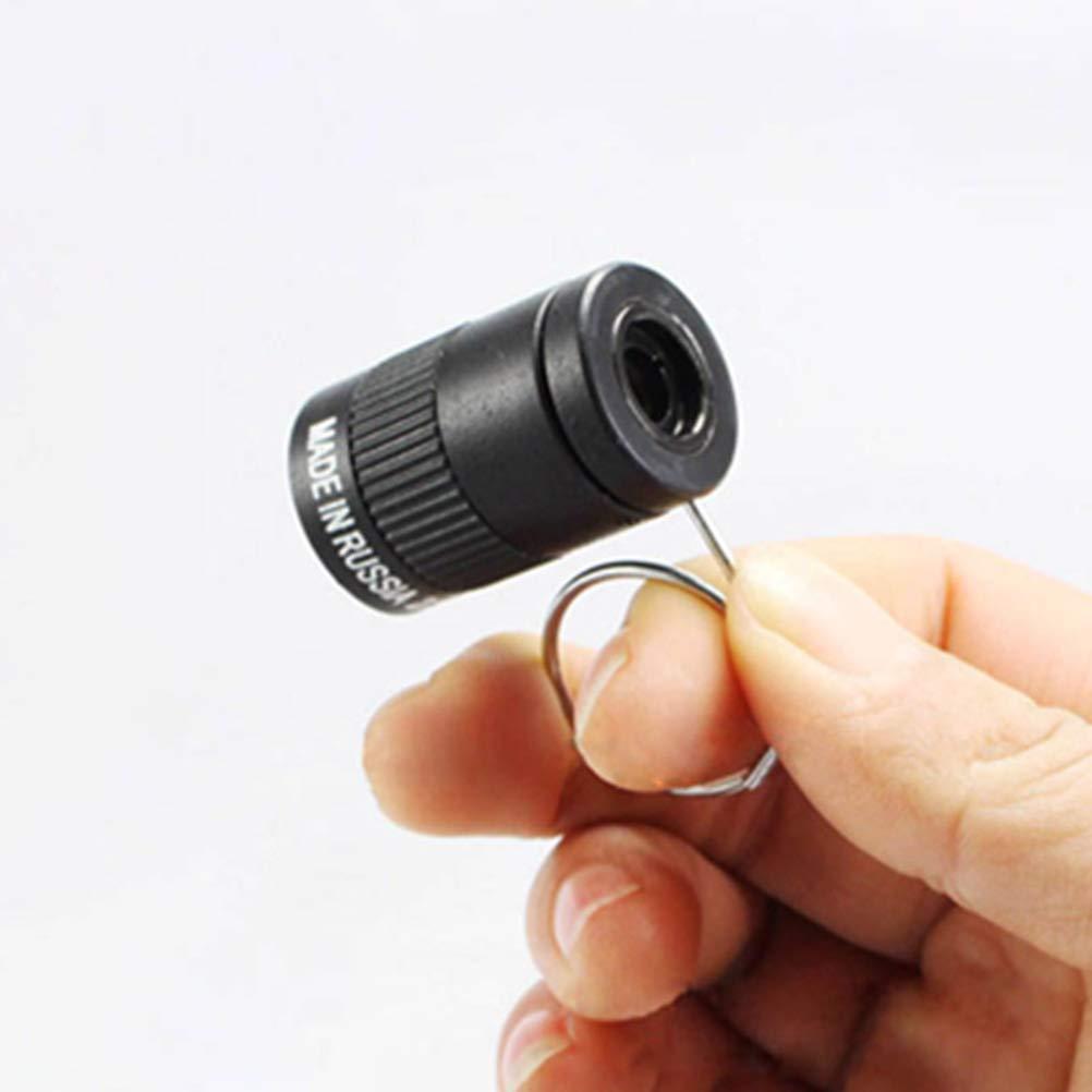 Toyvian 2.5x17.5 Mini-T/élescope Monoculaire Miniature Chasse au T/élescope de Lunette Ext/érieure