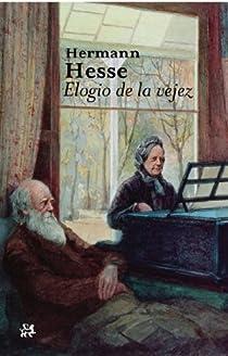 Elogio de la vejez par Hermann