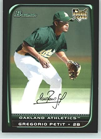 Amazon com: 2008 Bowman Draft Baseball Cards # BDP54