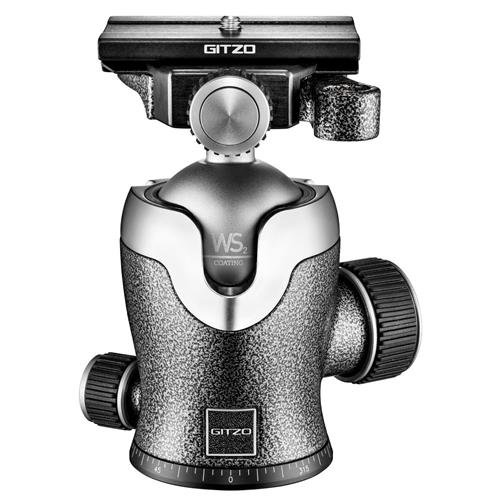 - Gitzo GH3382QD Series 3 Center Ball Head, Black