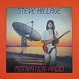 STEVE HILLAGE Motivation Radio LP Vinyl VG++ 1977 Atlantic SD 19144