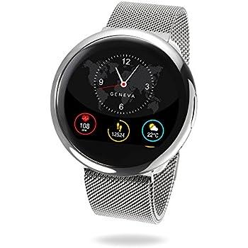 Amazon.com: MyKronoz ZeTime Elite Hybrid Smartwatch 44mm ...