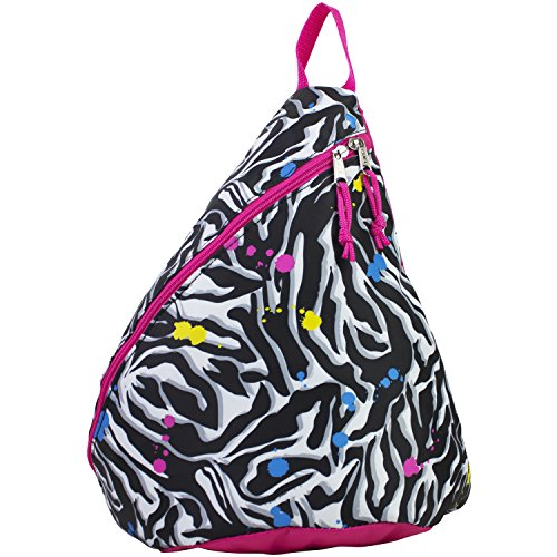 fuel-stylish-trapezoid-mini-backpack-zebra-print