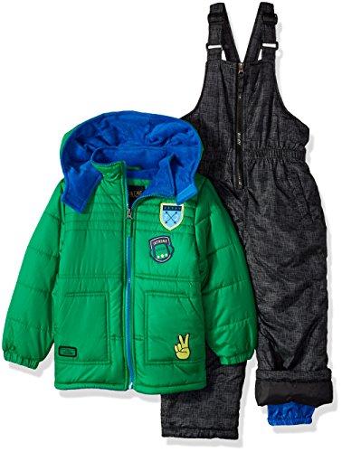 Quilted Snowsuit - 5