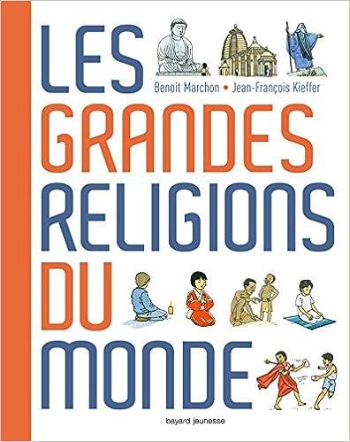 Livre Grandes religions du monde (les) - (2015) pdf ebook