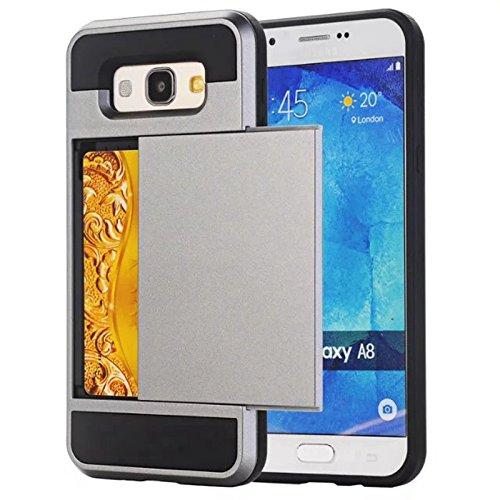Funda para Samsung Galaxy A8, ranura para tarjeta de Forhouse ...