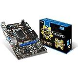 MSI Intel H81 LGA 1150 DDR3 USB 3.1 Micro ATX Motherboard (H81M-P33)