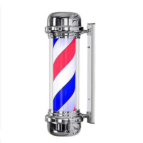 71 cm Pelo Bar LED Luz Peluquería Salon Barber Shop Abrir ...