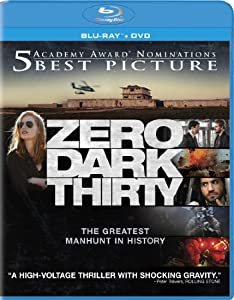 Cover Image for 'Zero Dark Thirty (Blu-ray/DVD Combo + UltraViolet Digital Copy)'