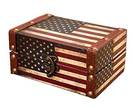 Echo&Kern - Caja de madera para embalaje de rodillos de jade, cajas de madera de