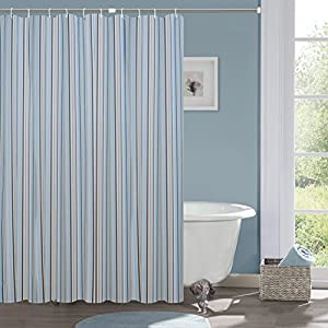 Shower Curtain Bath Waterproof And Mildewproof Printed Non Toxic Fashion Bathroom Accessories D