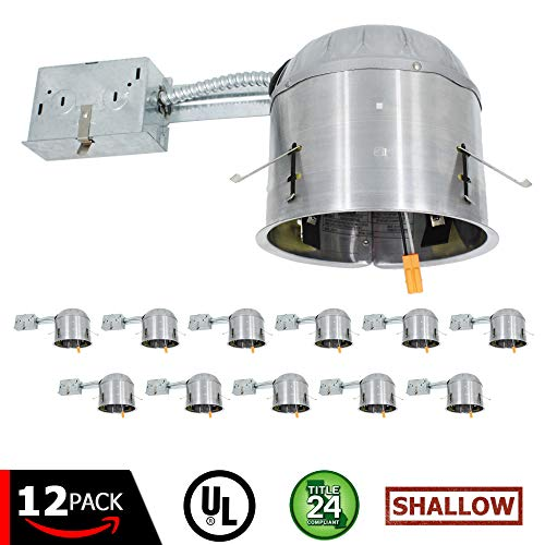 Led Remodel Recessed Lighting Housing in US - 9
