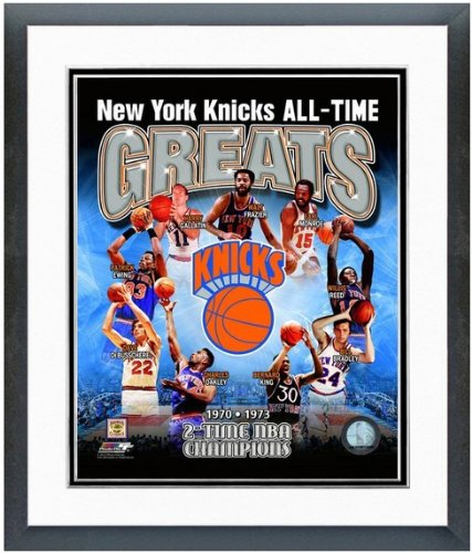 New York Knicks Framed - 7