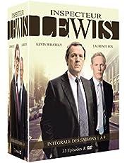 Inspecteur Lewis - Intégrale