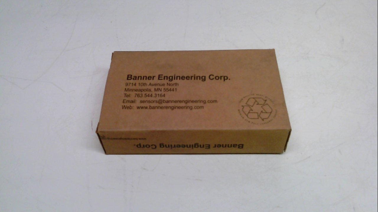 BANNER QS18VP6LDQ WORLD-BEAM QS18 SERIES: LASER DIFFUSE RANGE: 300 MM QS18VP6LDQ5