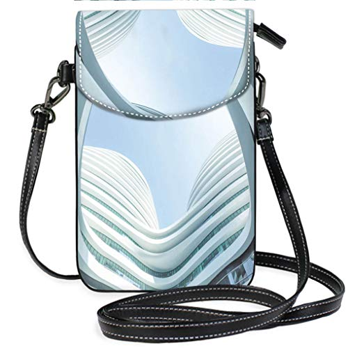 Multicolor Shoulder Messenger Bag Phone Purse The Galaxy SOHO in Central Beijing Casual, Lightweight Multi Pockets Crossbody ()