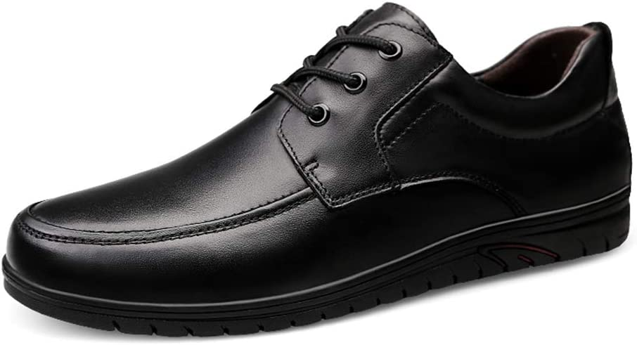 Jiuyue-shoes, Moda Masculina Superfine Matching British New Pricks Ocio Negocio Oxford Zapatos Casuales,Zapatos Oxford Hombre (Color : Negro, tamaño : 37 EU)