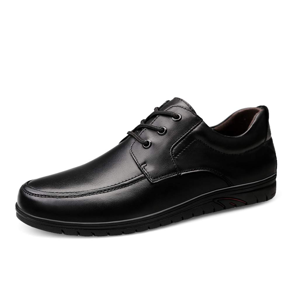 TALLA 37 EU. Jiuyue-shoes, Moda Masculina Superfine Matching British New Pricks Ocio Negocio Oxford Zapatos Casuales,Zapatos Oxford Hombre (Color : Negro, tamaño : 37 EU)