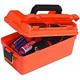 Plano Shallow Dry Storage Box (Orange)