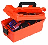 Plano Shallow Dry Storage Box (Orange)