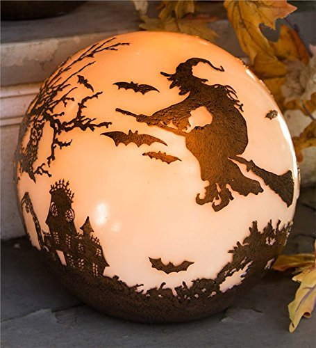 Witch Globe (Haunted Glowing Orb)
