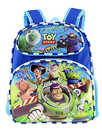 a2fc7cb442d Image Unavailable. Image not available for. Color  Toy Story Toddler  12 quot  Kids Backpack ...