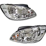 [Sell by Automotiveapple] Hyundai Motors OEM Genuine 921011C500, 921021C500 Head Light Lamp LH RH Assembly 2-pc Set For 06 07 08 09 10 11 Hyundai Getz : New Click