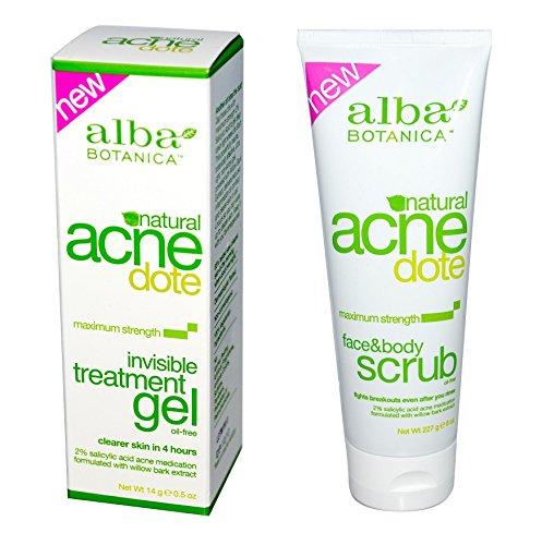 Alba Botanica Face And Body Scrub - 7