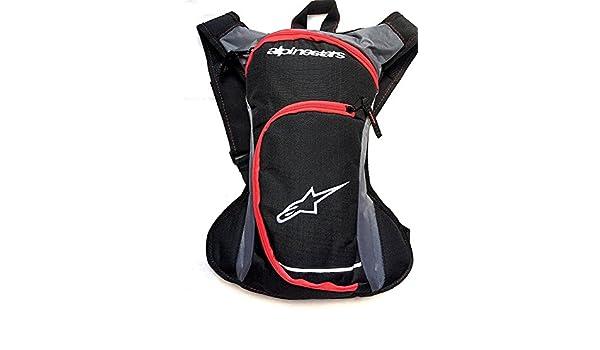Alpinestars mochila con bolsa de hidratación de 2 l para la práctica del deporte y otros: Amazon.es: Coche y moto