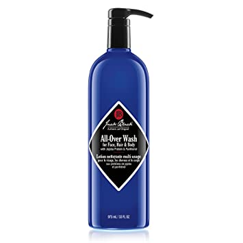 amazon com jack black all over wash for face hair body 33 fl
