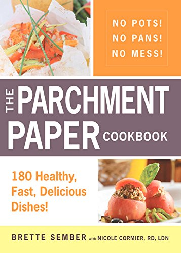 Parchment Paper Cookbook Healthy Delicious ebook product image