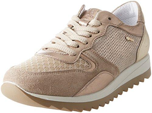 IGI Taupe Sneaker amp;CO Grigio den Donna 11526 HrHgvqF