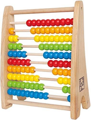 - Hape Rainbow Bead Abacus